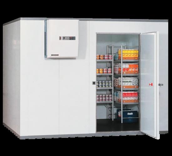 Холодильные и морозильные камеры